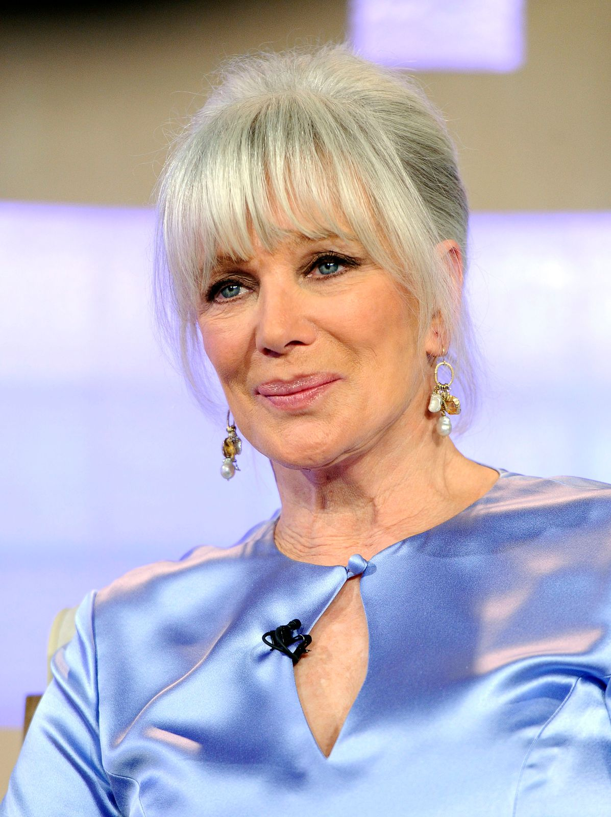 """Linda Evans on NBC News' """"Today"""" show. 