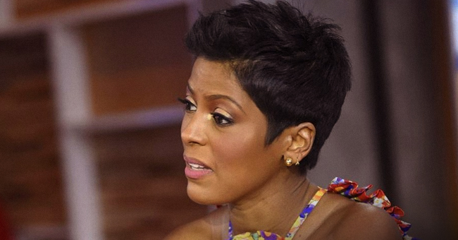 Tamron Hall on Breastfeeding Struggles with Baby Moses
