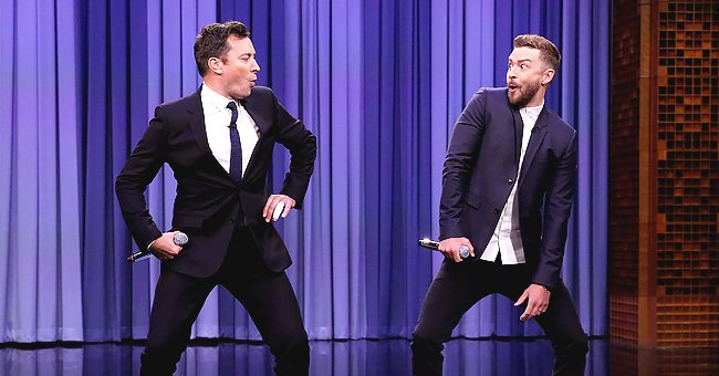 Justin Timberlake and Jimmy Fallon — Look Back at Their Bromance through the Years