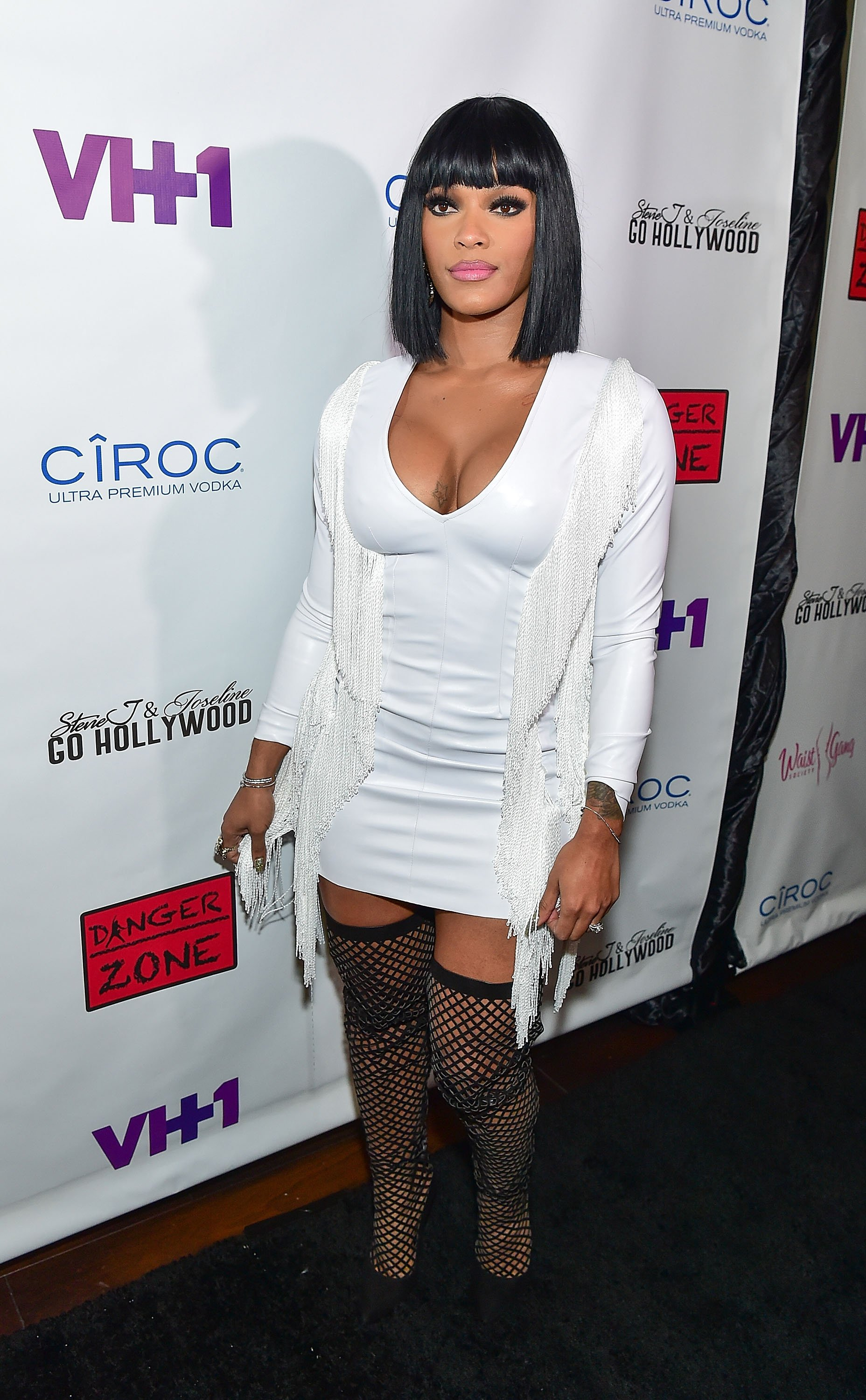 Joseline Hernandez at a VH1 event | Photo: Getty Images