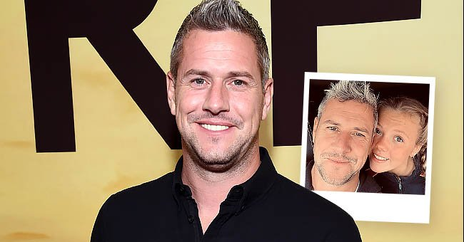 """Ant Anstead atthe """"Serengeti"""" premiere on July 23, 2019, in Beverly Hills, California, and Ant with daughter Amelie on her birthday on September 29, 2021 