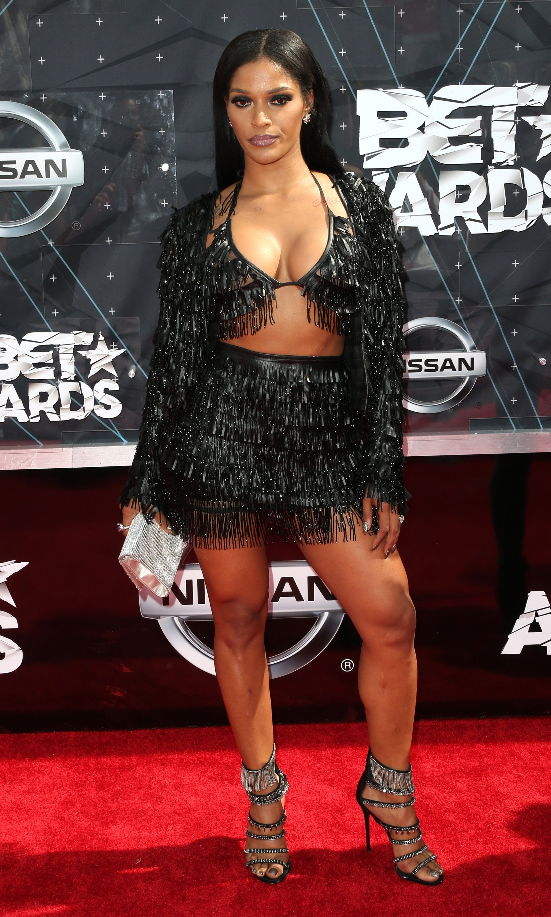 Joseline Hernandez attends the 2015 BET Awards | Photo: Getty Images
