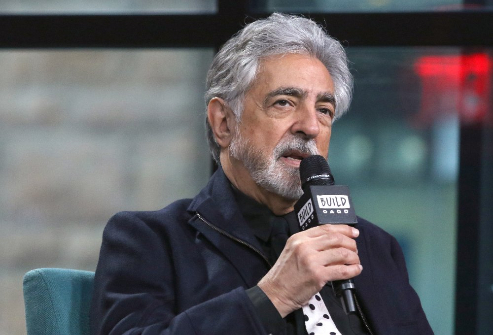 """Joe Mantegna attending the Build Series to discuss """"Criminal Minds"""" in New York City, in January 2020. 