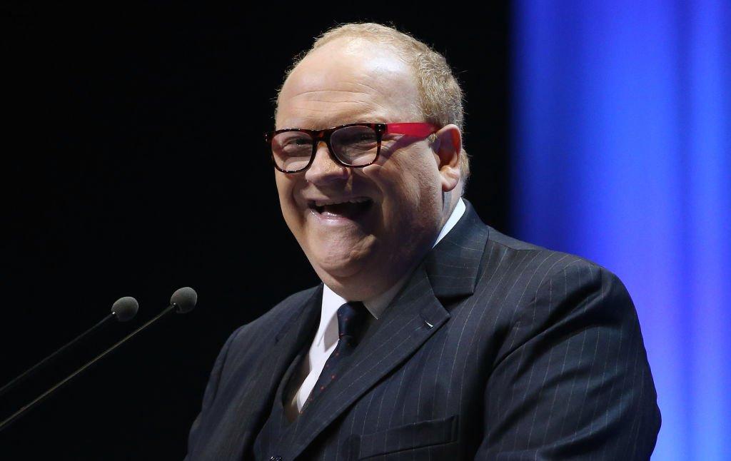 L'homme politique Franck de Lapersonne. l Source : Getty Images
