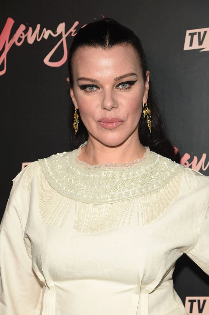 "Debi Mazar attends the ""Younger"" Season Four premiere party in New York City on June 27, 2017 