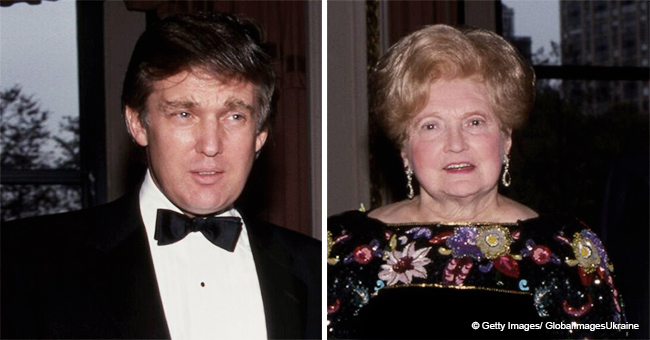 """""""Welche Art von Sohn habe ich erschaffen?"""": Die Geschichte von Donald Trump und seiner Mutter"""