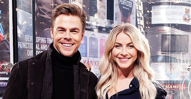 Derek and Julianne Hough Dance with Their Nieces as They Celebrate Sister Marabeth's 40th Birthday