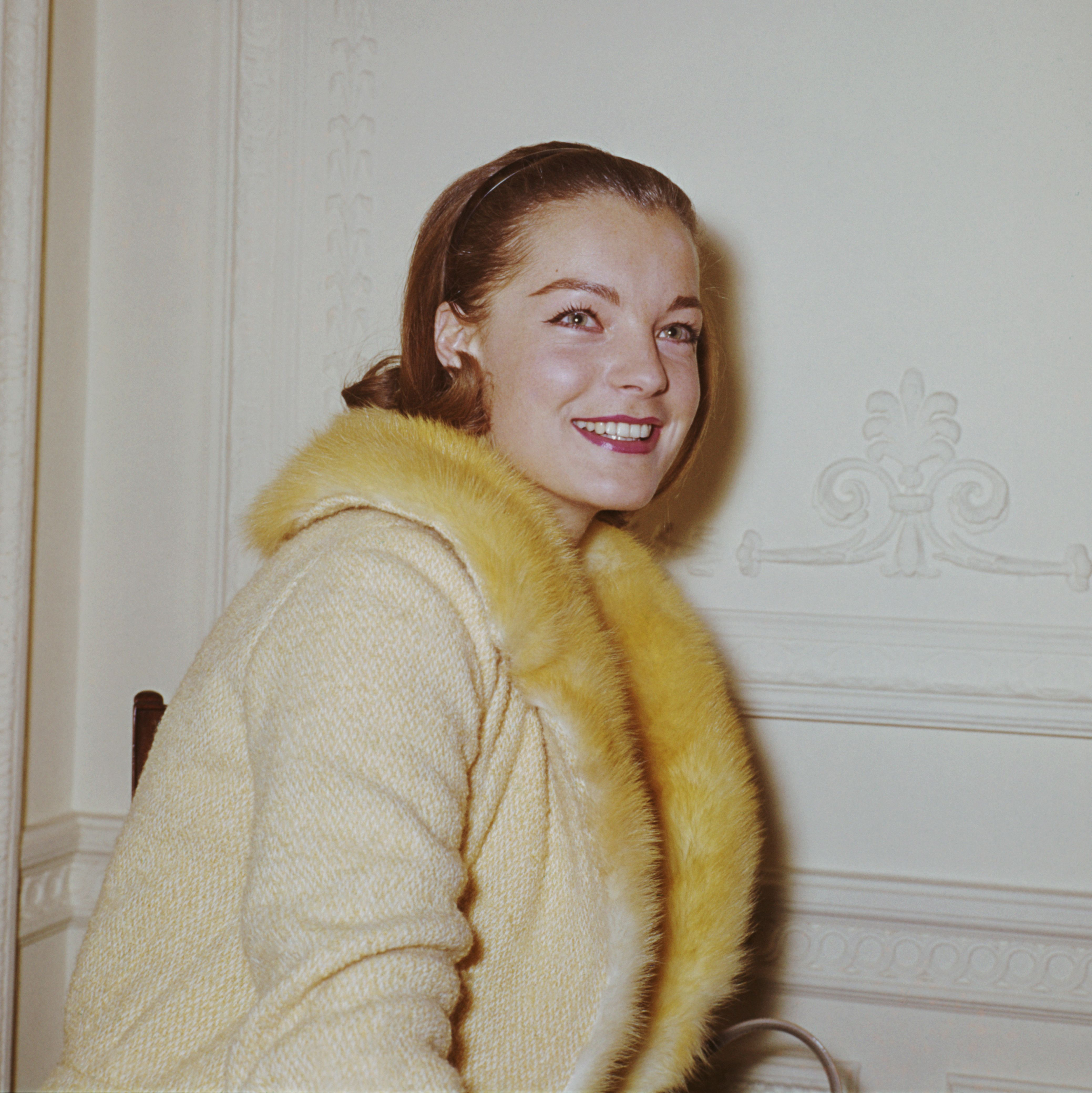 L'inoubliable actrice Romy Schneider. l Source : Getty Images