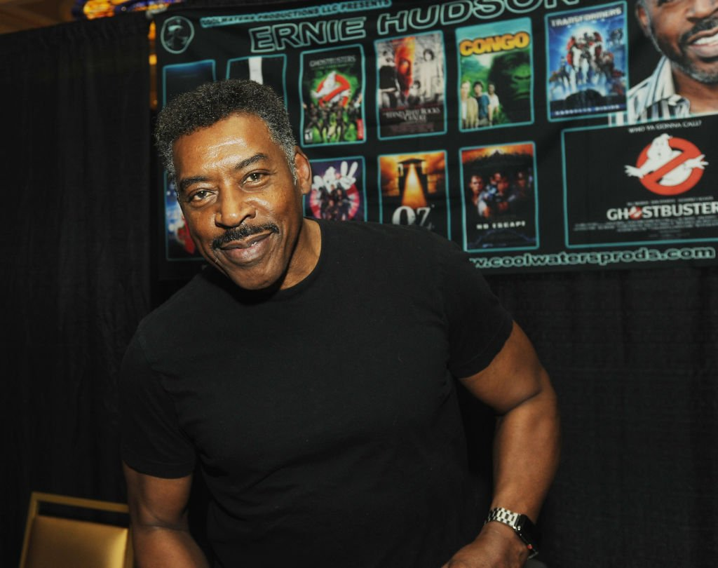 Ernie Hudson at the 2019 New Jersey Horror Con and Film Festival. | Photo: Getty Images