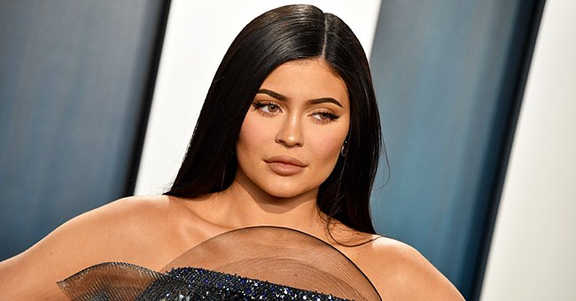 Kylie Jenner Shows off Her Famous Figure in a Trendy Cream Outfit on Final Day of Filming KUWTK