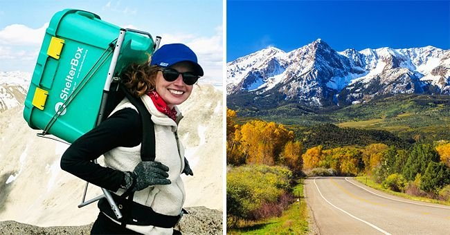 Woman Climbs 58 Mountain Peaks in Colorado to Raise Money for COVID-19 Emergency Relief Fund