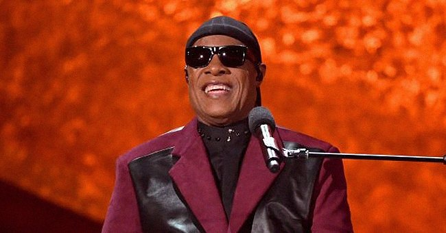 Stevie Wonder's Youngest Daughter Nia Hugs Him as They Celebrate His 71st Birthday in a New Video