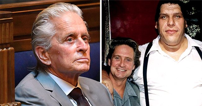 Michael Douglas Pays Tribute to Late Andre the Giant on the WWE Legend's 74th Birthday