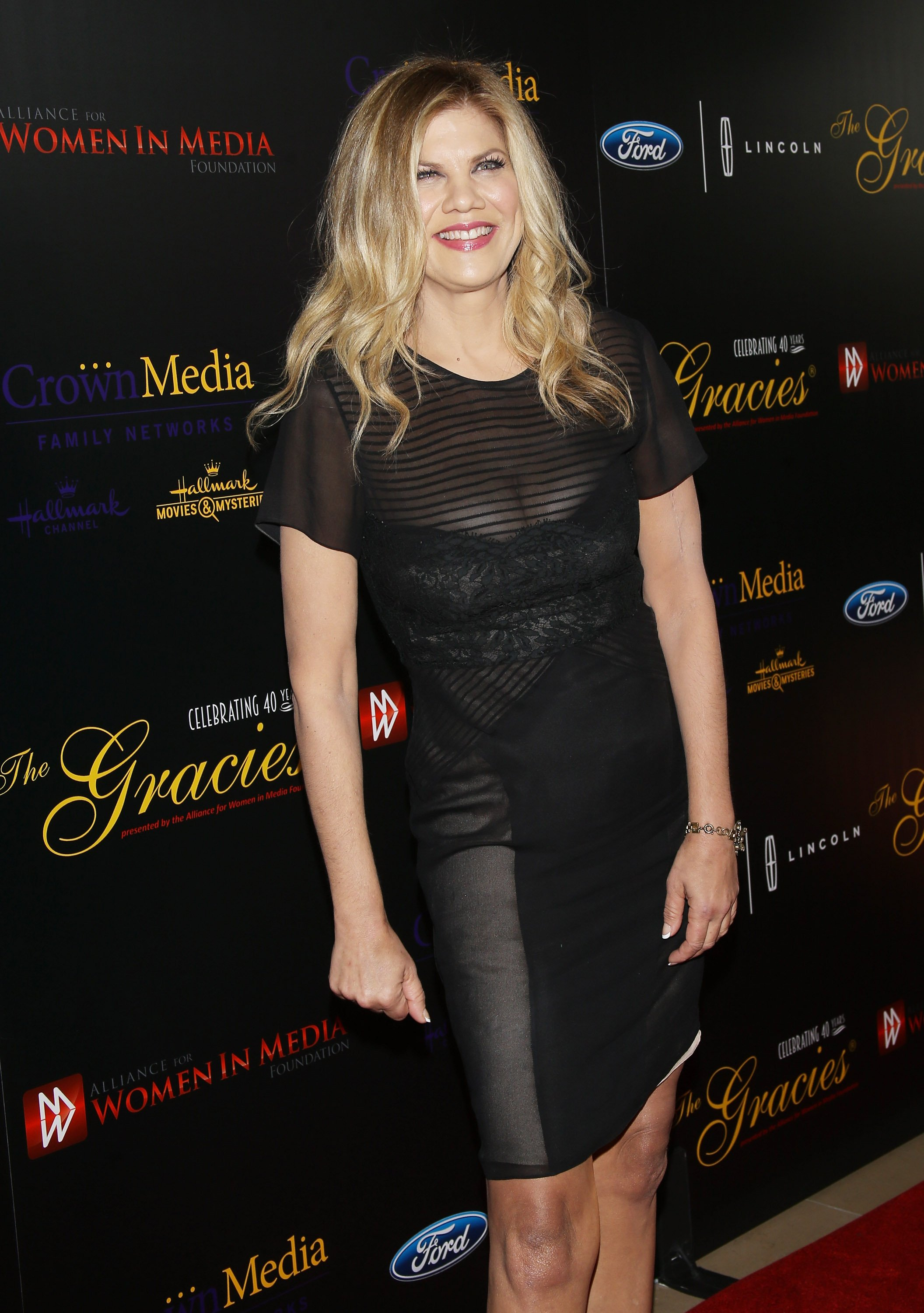 Kristen Johnston at the 40th Anniversary Gracies Awards on May 19, 2015 | Photo: Getty Images