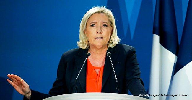 """Marine Le Pen accusé de diffusion involontaire de fausses informations : """" Qu'un migrant gagnait plus qu'un retraité """""""