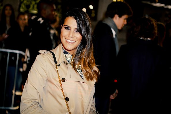 La photo de Karine Ferri, nouvelle épouse de Yoann Gourcuff | Source: Getty Images / Global Ukraine