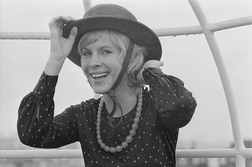Swedish actress Bibi Andersson. I Image: Getty Images.