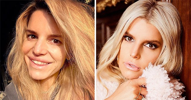 Jessica Simpson, 40, Proves That She Is a Real Beauty in a Makeup-Free Photo