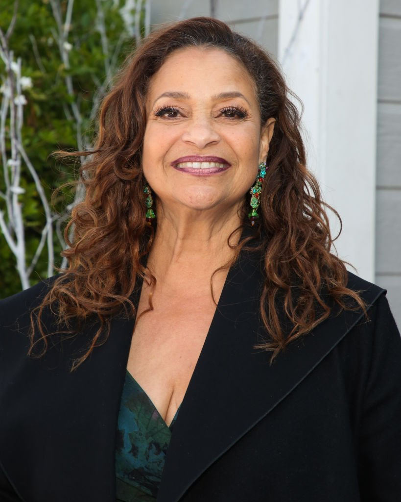 """Debbie Allen visits the Hallmark Channel's """"Home & Family"""" at the Universal Studios Hollywood on November 25, 2019. 
