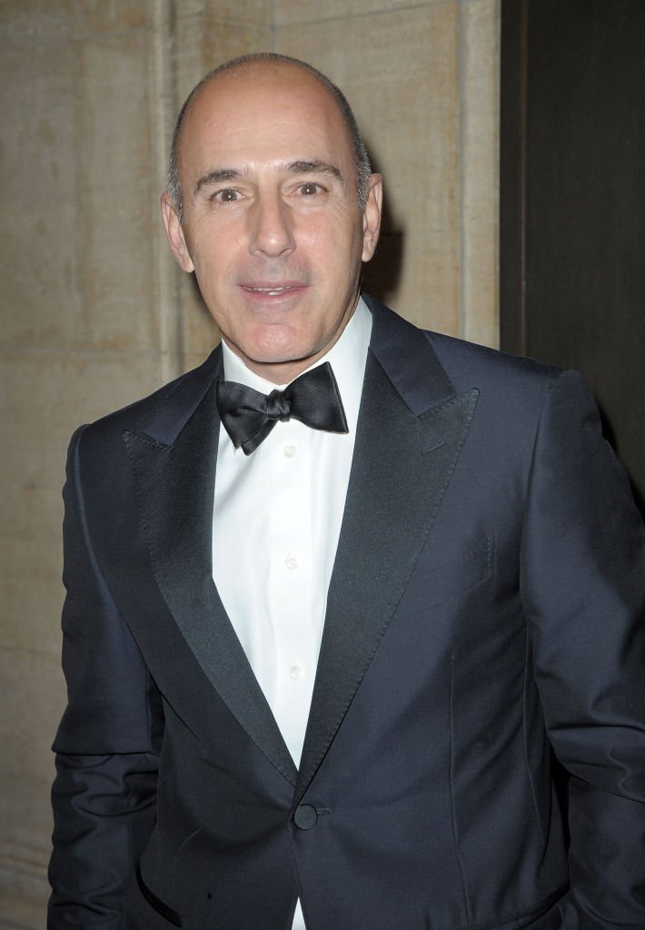 Matt Lauer attends Skin Cancer Foundation Champions For Change gala at Cipriani 25 Broadway. | Photo: Getty Images
