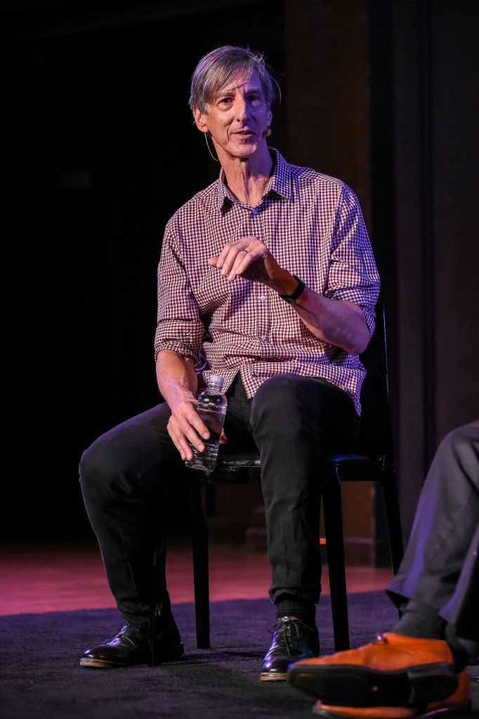Andy Borowitz speaks during The 2018 New Yorker Festival at Ethical Culture on October 5, 2018 in New York City.   Source: Getty Images