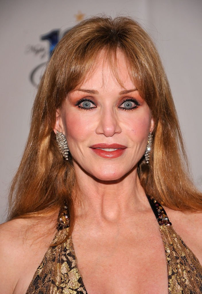 Tanya Roberts arrives at Norby Walters' 22nd Annual Night Of 100 Stars Viewing Gala | Getty Images