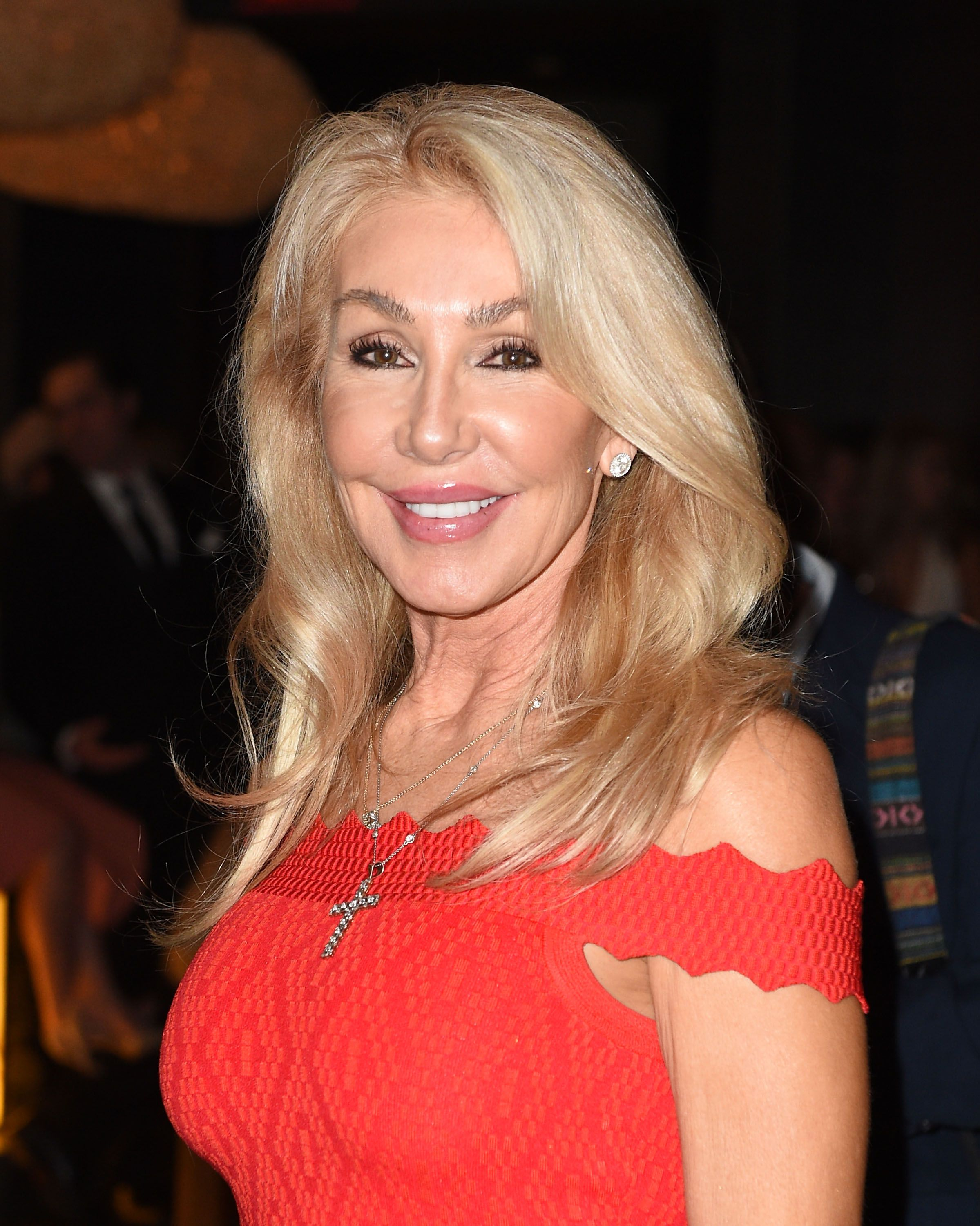 Linda Thompson at the Kodak Oscar Gala in February 2017 in Los Angeles, California   Source: Getty Images