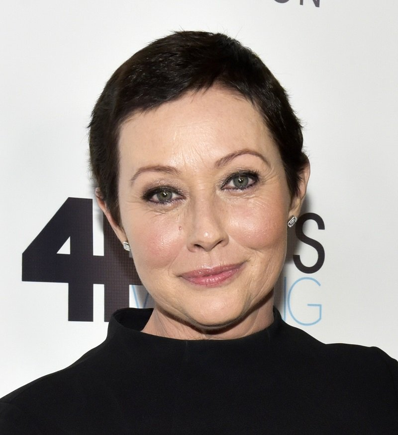Shannen Doherty on March 4, 2017 in Hollywood, California | Photo: Getty Images