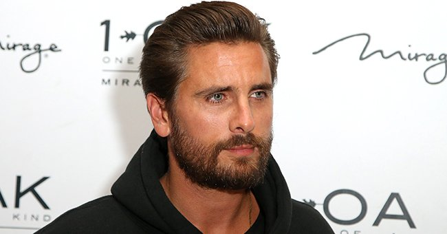 Scott Disick Takes Adorable Selfie as He Gets Cozy with His Baby Boy Reign in a New Photo