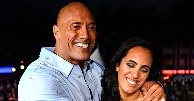 Dwayne 'The Rock' Johnson's Daughter Simone Shares a New Selfie