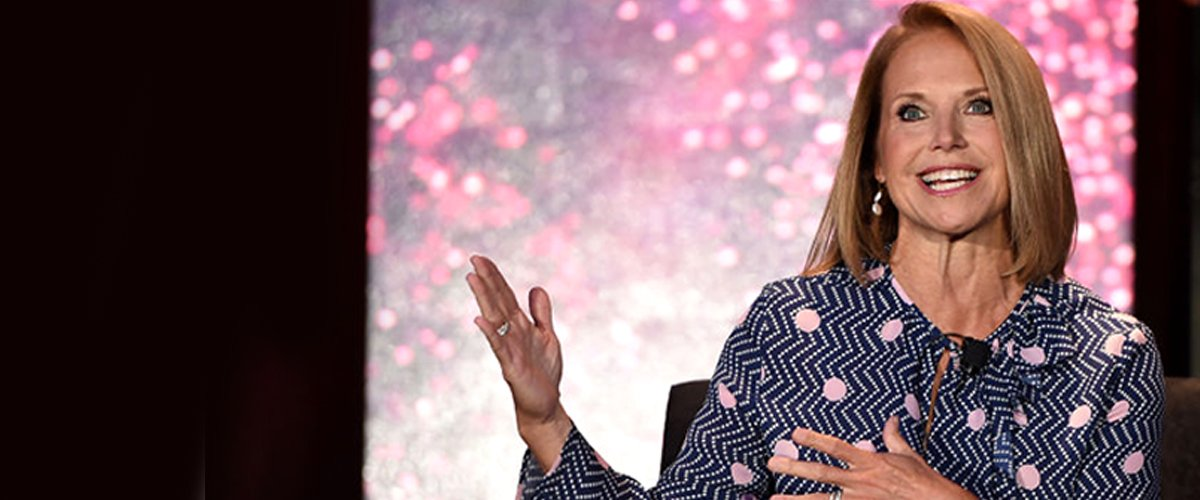 Katie Couric's Fans Amazed by Her Daughter's Breathtaking Wedding Shown in Brand-New Photos
