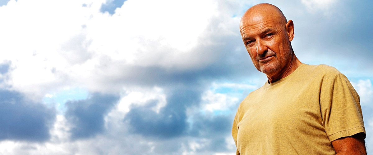 """Terry O'Quinn as Locke during an episode of """"Lost"""" on July 20, 2006 