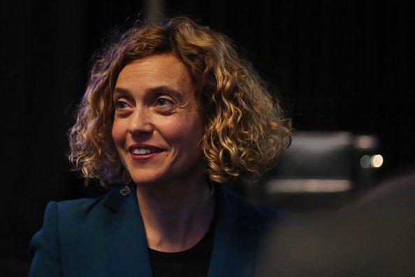 La ministro de Política Territorial, Meritxell Batet, asiste a la presentación de 'Madrid Federal' el 20 de marzo de 2019 en Madrid, España. Fuente: Getty Images