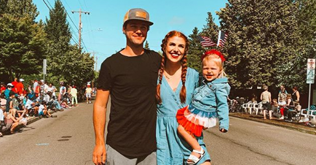 Audrey & Jeremy Roloff Pose with Daughter Ember (Photos)