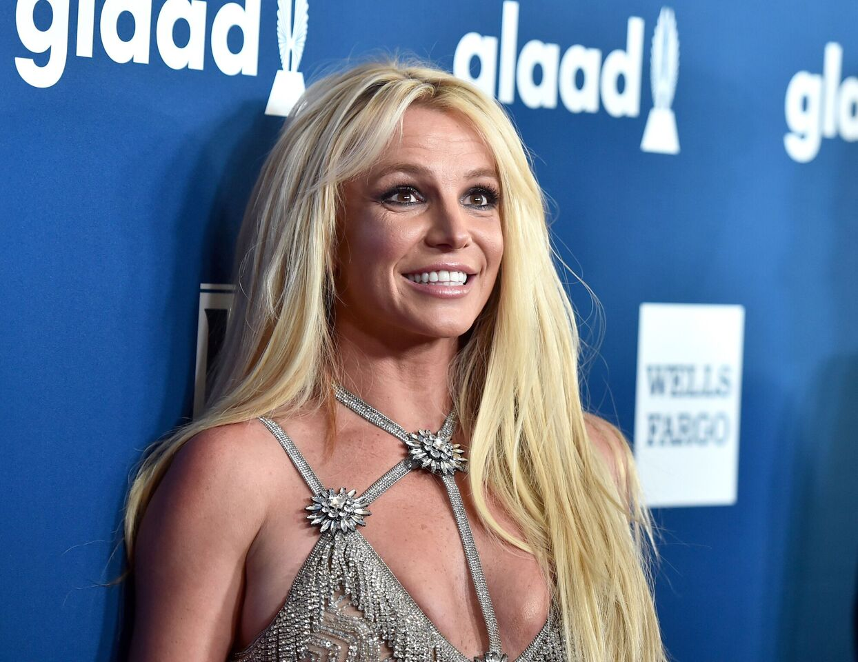 Britney Spears attends the 29th Annual GLAAD Media Awards at The Beverly Hilton Hotel on April 12, 2018 in Beverly Hills, California. | Source: Getty Images