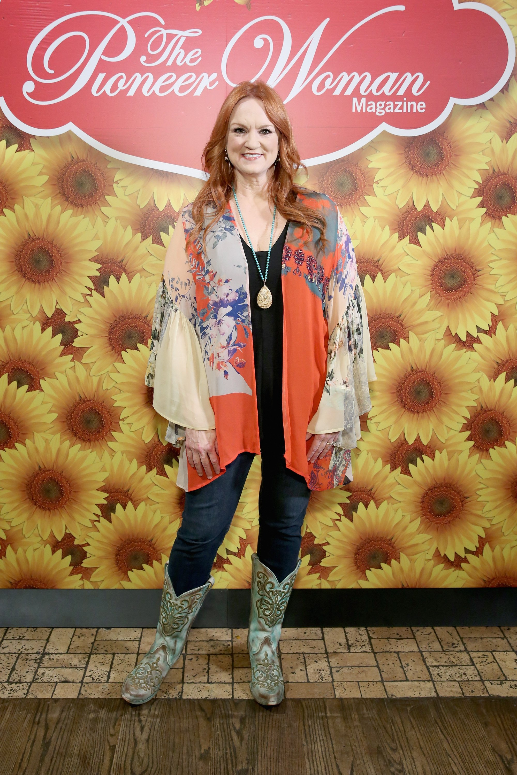 """Ree Drummond attends the """"Pioneer Woman"""" magazine celebration at the Mason Jar in New York City on June 6, 2017 