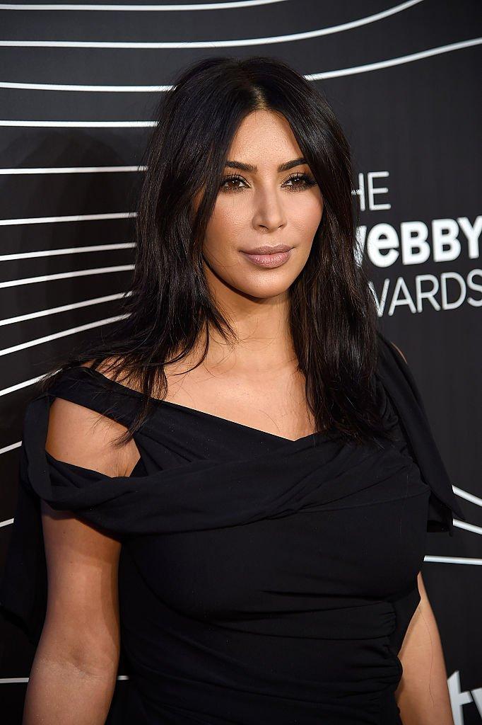 Kim Kardashian en mai 2016. Photo : Getty Images