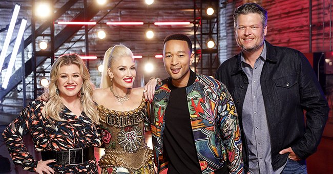 Watch 'The Voice' Coaches Unite for a Soulful Version of Bob Marley's Classic Song 'One Love'