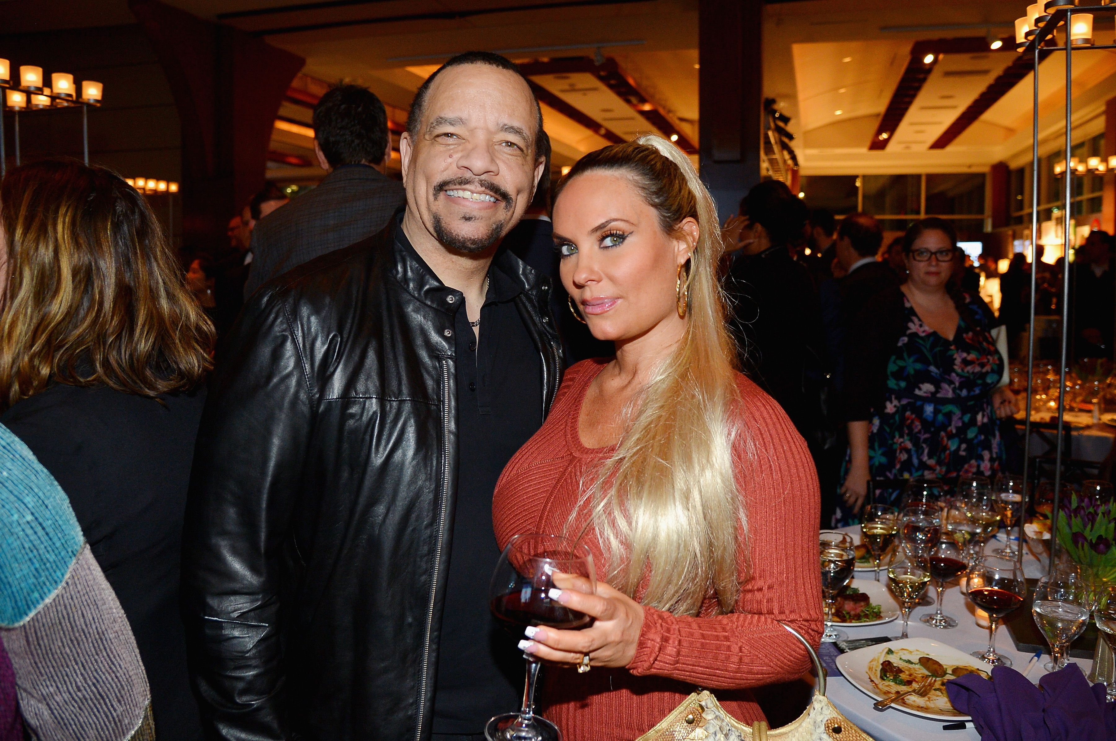 Ice-T and Coco Austin at the Bailey House Gala & Auction in New York City in 2017. | Photo: Getty Images