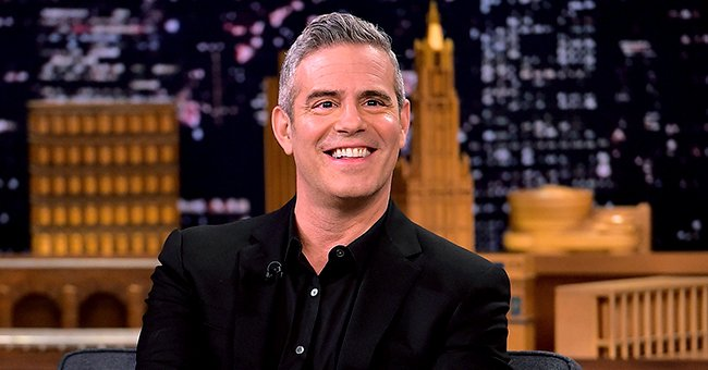 Andy Cohen Posts Pic of Son Benjamin in Polka-Dotted Pajamas as He Kisses His Stuffed Toy in the Morning