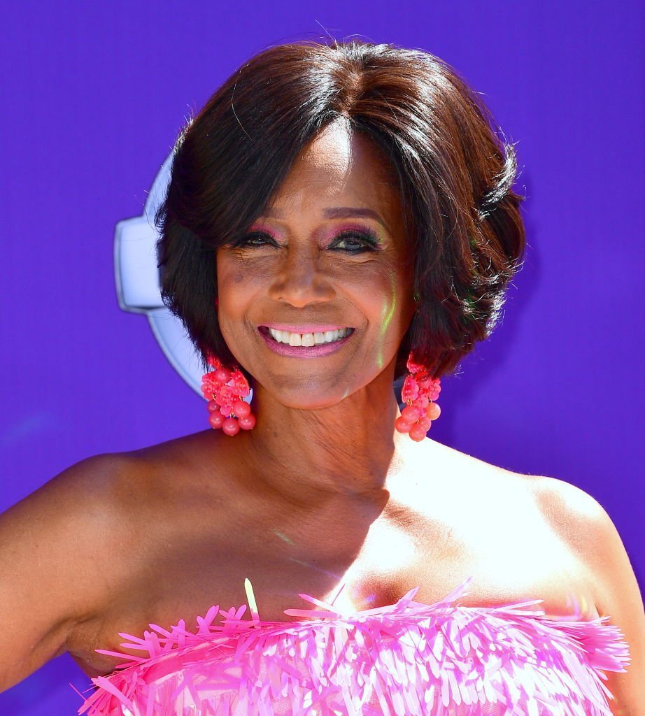 Margaret Avery arrives to the 2018 BET Awards held at Microsoft Theater   Photo: Getty Images