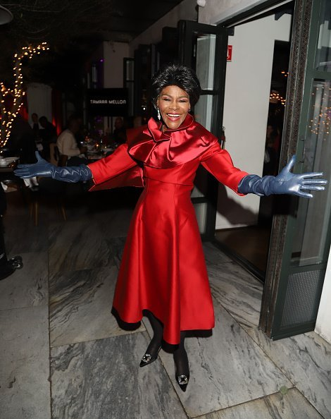 Cicely Tyson attends Common's 5th Annual Toast to the Arts at Ysabel | Photo: Getty Images