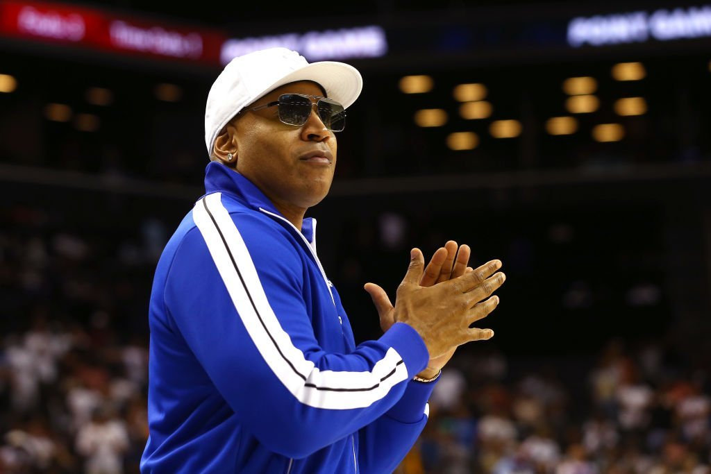 LL Cool J looks on during week four of the BIG3 three-on-three basketball league at Barclays Center | Photo: Getty Images