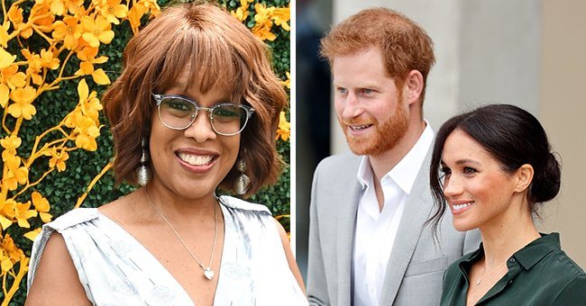 Here's What Gayle King Said About Meghan Markle & Prince Harry's Upcoming Interview With Oprah