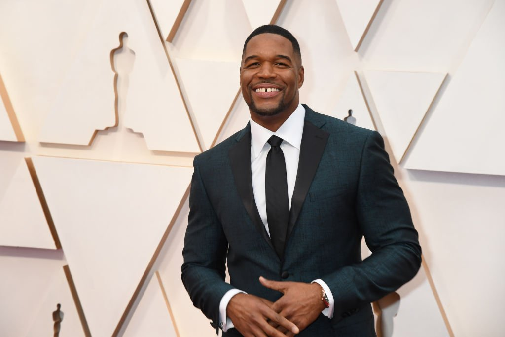 Michael Strahan attends the 92nd Annual Academy Awards on February 09, 2020| Photo: Getty Images