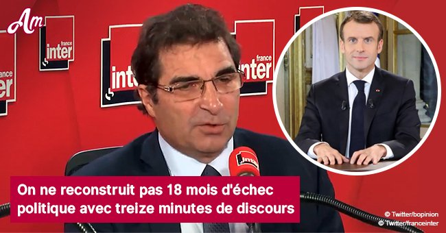 Christian Jacob réagit au discours d'Emmanuel Macron en disant les bonnes choses