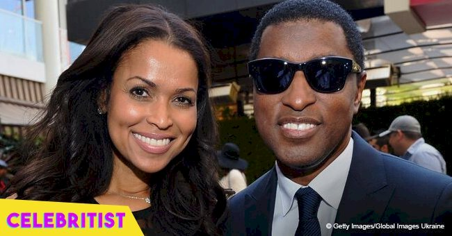 Tracey Edmonds shares photo with her & Babyface's son who looks taller than his mom
