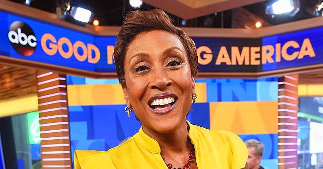 Robin Roberts from GMA Thanks Fans for Their Love & Support in Video Shared Ahead of Valentine's Day