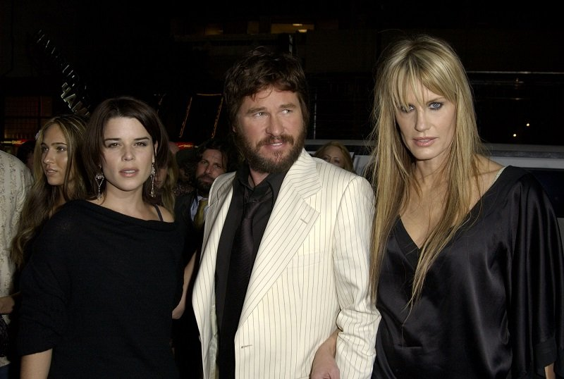 Neve Campbell, Val Kilmer and Daryl Hannah on September 24, 2003 | Photo: Getty Images