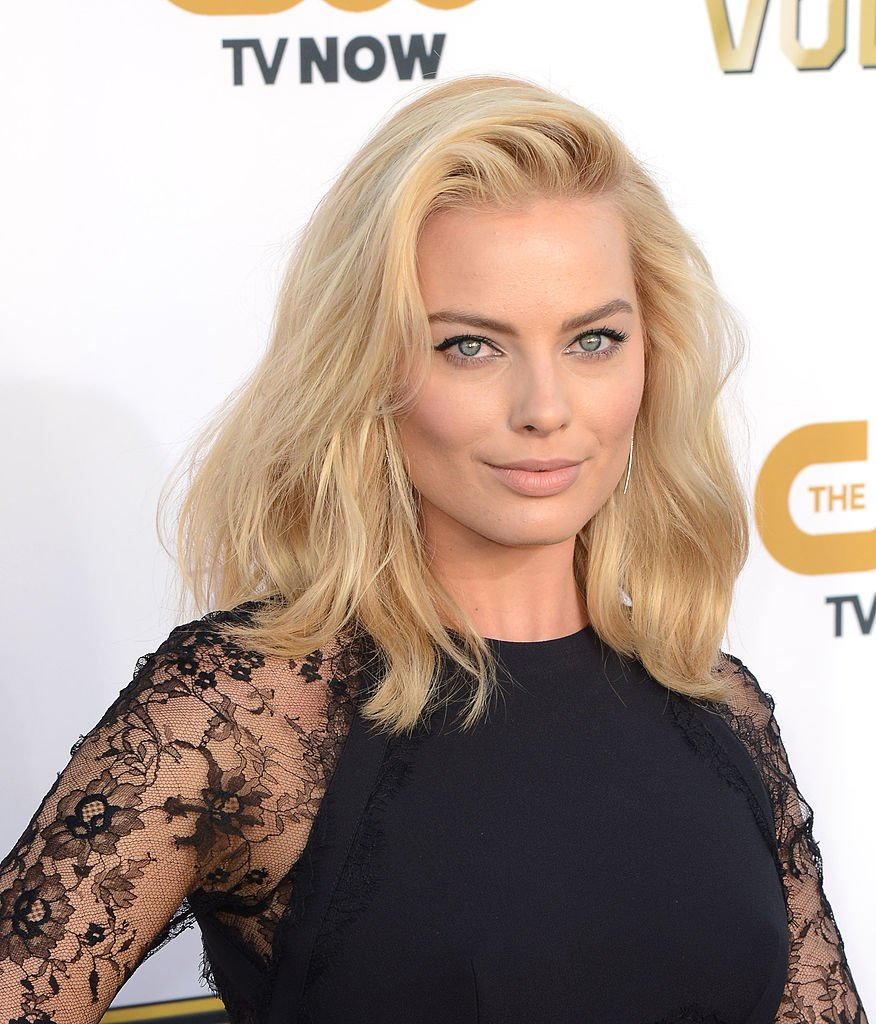 Margot Robbie en janvier 2014 à Santa Monica. Photo : Getty Images